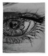 Eye Fleece Blanket