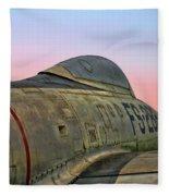 F-84g Thunderjet Fleece Blanket