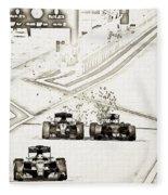 F1 Fleece Blanket