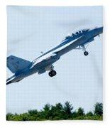 F18 - Take Off Fleece Blanket