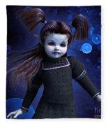 Faerie Child Fleece Blanket
