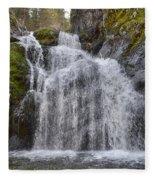 Faery Falls Fleece Blanket