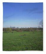 Fair Meadows Fleece Blanket