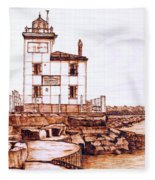 Fair Port Harbor Fleece Blanket