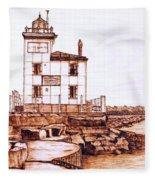 Fair Port Harbor Fleece Blanket