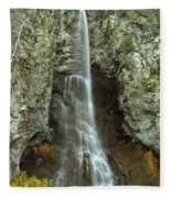 Fairy Falls Fleece Blanket