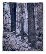 Fairy Forest Fleece Blanket