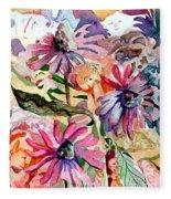 Fairy Land Fleece Blanket