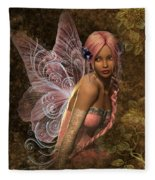 Fairy Lite  Fleece Blanket