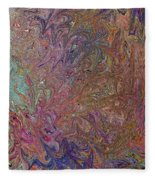 Fairy Wings- Digital Art Fleece Blanket