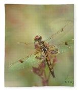 Fairy Wings Fleece Blanket