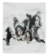 Faith Fleece Blanket