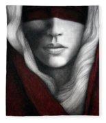 Faith Fleece Blanket