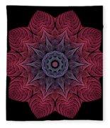 Fall Blossom Zxk-10-43 Fleece Blanket