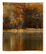 Fall Cove Fleece Blanket