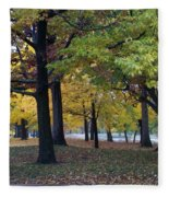 Fall Series 14 Fleece Blanket