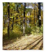 Fall Series 2 Fleece Blanket