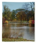 Fall Series 9 Fleece Blanket