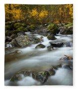 Fall Surge Fleece Blanket