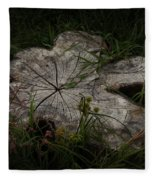 Fallen But Not Forgotten Fleece Blanket