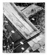 Fallen Pillar Fleece Blanket