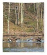 Family Feud  Fleece Blanket