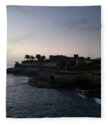 Fanabe Evening 3 Fleece Blanket