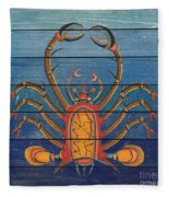Fanciful Sea Creatures-jp3824 Fleece Blanket