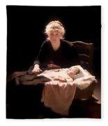 Fantine Fleece Blanket
