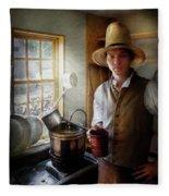 Farm - Farmer - The Farmer Fleece Blanket