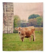 Farm Dreamscape Fleece Blanket