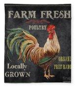 Farm Fresh-jp2634 Fleece Blanket