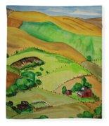 Farmville Fleece Blanket