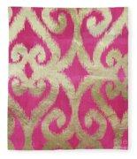 Fashion Boho Fleece Blanket