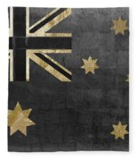 Fashion Flag Australia Fleece Blanket