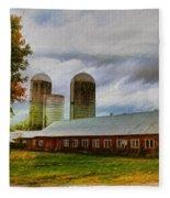 Fay Farm Fleece Blanket