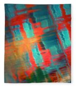 February 15 2010 Fleece Blanket