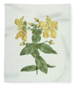 Feel-fetch - Hypericum Quartinianum Fleece Blanket