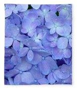Feeling Blue Fleece Blanket