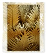 Feeling Nature Fleece Blanket