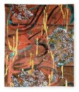 Feelings II Fleece Blanket