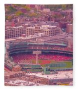 Fenway Park - Boston Fleece Blanket