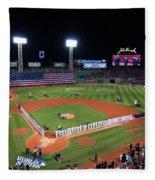 Fenway Park World Series 2013 Fleece Blanket