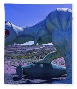 Ferious Dinosaur Trex Fleece Blanket