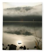 Fernan Fog Fleece Blanket
