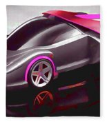 Ferrari 14 Fleece Blanket