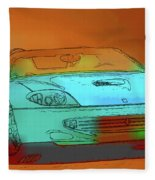 Ferrari 3 Fleece Blanket