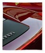 Ferrari Italia Fleece Blanket