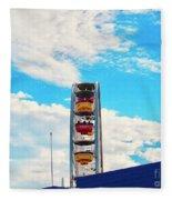 Ferris Fun Fleece Blanket