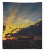 Ferris Fleece Blanket